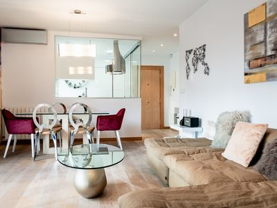 Photo for Luxury house-apartment in the center
