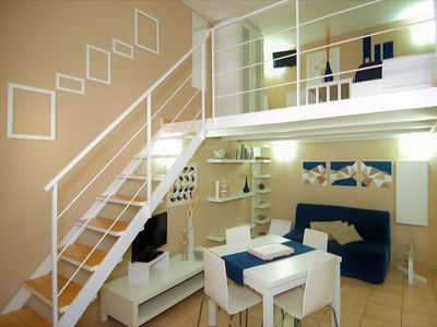 Photo for Virna House - Modern apartment in a residential area not far from the historic center