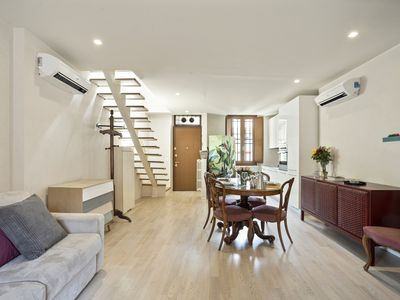 Photo for STYLISH DOWNTOWN APARTMENT ON BRERA ROOFTOPS