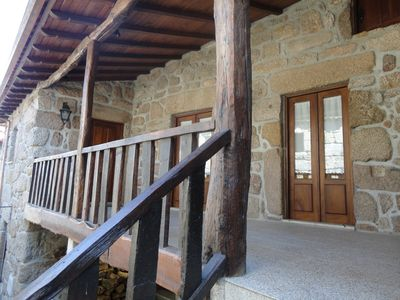 Photo for Refúgio da Geira - Holiday Home in Gerês for up to 7 people
