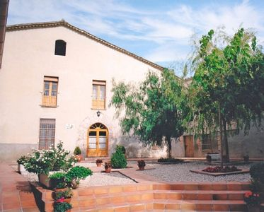 Photo for Self catering Masia Can Cardús for 12 people