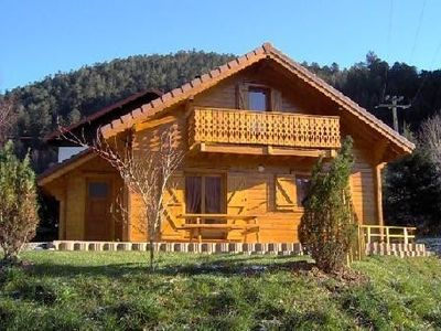 Photo for All comfort chalet near La Bresse-Honeck ski slopes