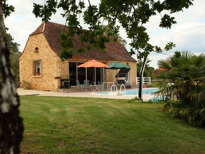 Photo for PERIGOURDINE HOUSE LOCATED IN THE HEART OF THE MOST BEAUTIFUL SITES Périgord