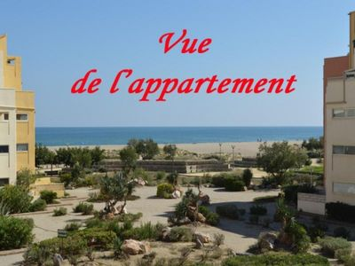Photo for Apartment Port Leucate, studio flat, 4 persons