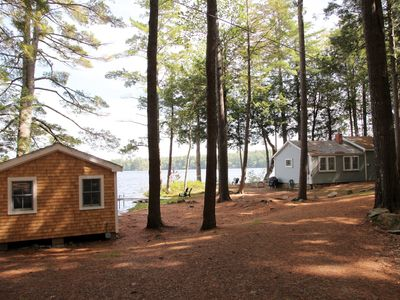 Photo for Tranquil Lakeside Cabin