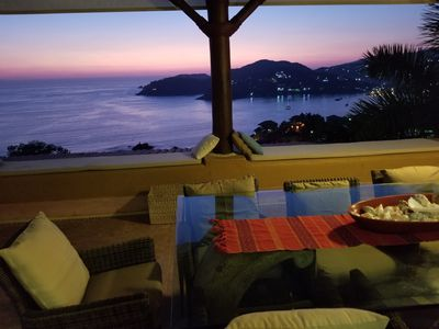 Photo for Gorgeous Playa La Ropa Condo with Stunning Views just Steps from the Sand