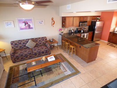 Photo for Great Central Location! - Vacation Townhome - Red Rock Views