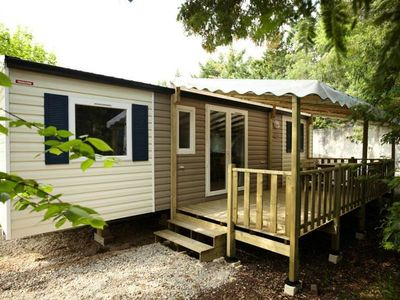 Photo for Camping Côté Plage *** - Mobile home 4 rooms 6 people