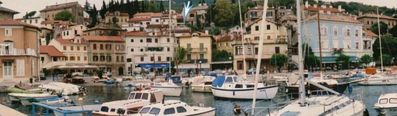 Photo for Studio apartment in Opatija with Terrace, Air condition, WIFI (3700-2)
