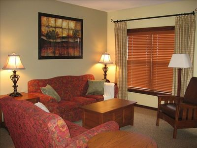 Photo for Soaring Eagle 211 - Ski In, Ski Out, 2 Bedrooms, Perfect for a family with kids.