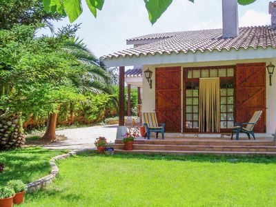Photo for Holidays rural setting with large private garden.