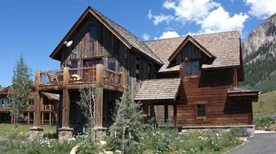 Photo for Gorgeous Custom Home in the Crested Butte Country Club w/ Amazing Views!
