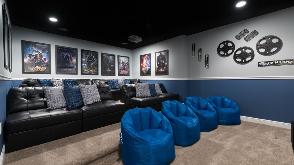 ANOTHER ANGLE OF THEATER ROOM