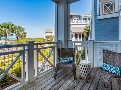 Photo for Executive Access Home! Gulf & Pool View. Beach Access Steps Away