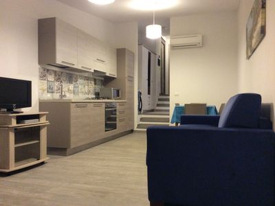 Photo for Palau (OT), 650 meters from the beach, ideal for couples and families