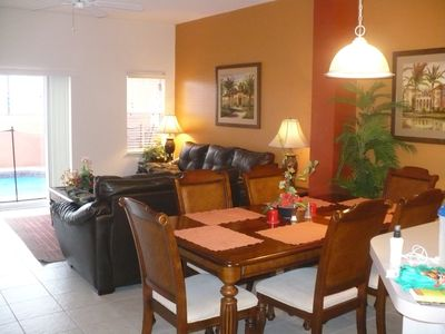 Photo for Encantada Enchanted Villa,  Minutes to Disney, Free Internet & Long Dist