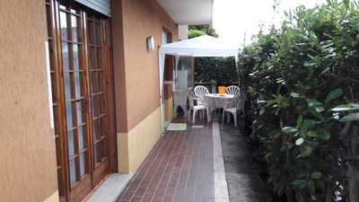 Photo for Apartment near the sea, comfortable, elegant, bright and with parking