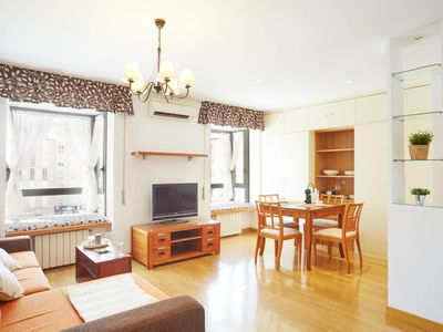 Photo for Comfortable one bedroom apartment in Justicia