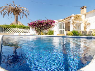 Photo for Vacation home CASA D'IBIS in Empuriabrava - 6 persons, 3 bedrooms
