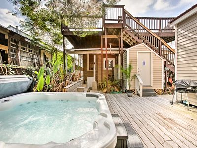 Photo for New Orleans Home w/Hot Tub-1 Mi to French Quarter!
