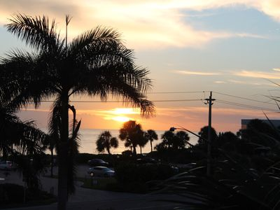Photo for Beautiful Long Boat Key 2 bed/2 bath Condo,plus sleeper. Granite/Stainless Kitch