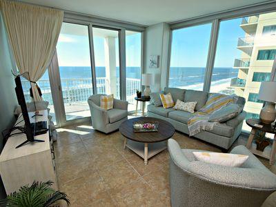 Photo for Island Tower 1203 HAS IT ALL! RIGHT ON THE BEACH!! BOOK NOW!