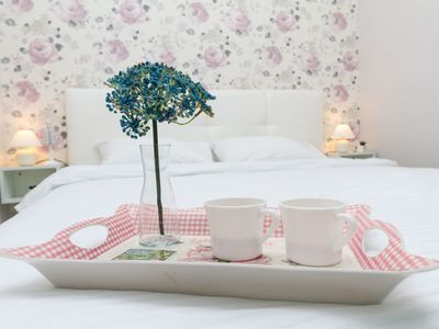 Photo for nice apartment and stylish furnishings