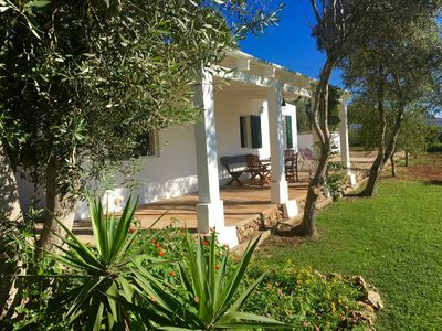 Photo for VILLA RURAL MEDITERRANEA ROAD TO THE BEACHES OF SUR