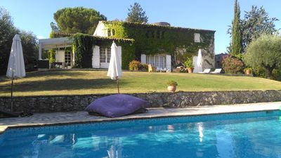 Photo for Cool Villa in the hills near Vence