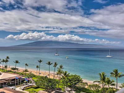 Photo for Magnificent Views of Kaanapali Beach From Your Luxury Condo at The Whaler!