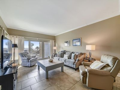 Photo for This second floor, 3 bedroom 3 bathroom end unit in Captains Walk located in Pal