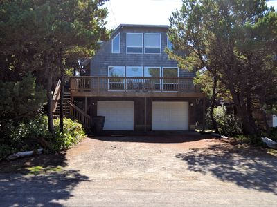 Photo for TRADEWINDS~MCA 174~Charming beach cottage close to Nehalem Bay State Park!