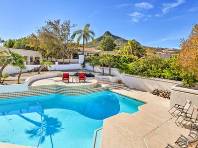 Photo for NEW!-Luxe Phoenix Home w/Pool -Walk to Lookout Mtn