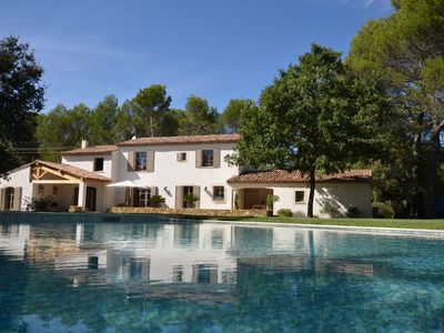 Photo for BEAUTIFUL FARMHOUSE IN PROVENCE..