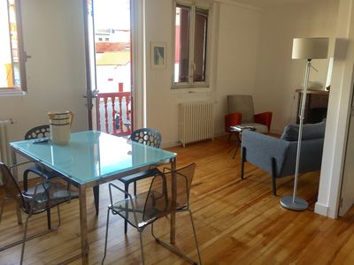 Photo for CIBOURE HISTORIC CHARMING APARTMENT COMPLETELY RENOVATED AUGUST 2017