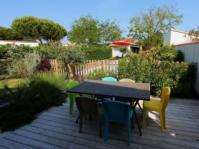 Photo for House / Villa - Rivedoux-PlageHouse with garden