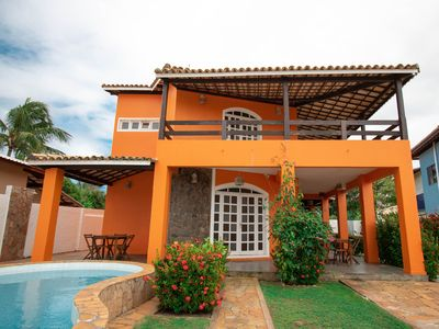Photo for GB03 Wonderful House in Guarajuba 200m from the Beach, Paraiso Condo
