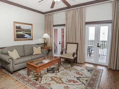 Photo for Enjoy Sunrise views over the Apalachicola River from this 3rd floor condo