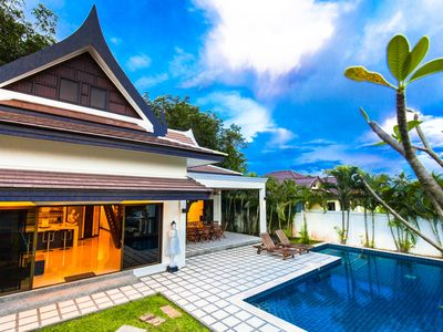 Photo for Champagne - 3 Bedrooms, Rawai - Phuket