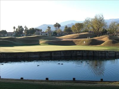 Photo for Lakeside * Poolside * End Unit * Mountain Views * Overlooks 13th Hole @ Stadium