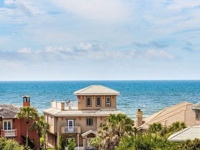 Photo for Gulf Views -Private Heated Pool -Free Bikes -New Construction