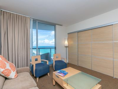 Photo for Ocean View Marenas Beach Resort 20th floor by AmmosFL