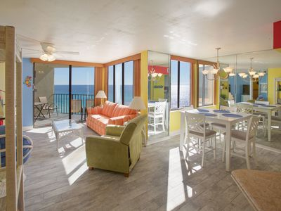 Photo for The Largest Floor Plan at Sunbird!  Free Beach Chairs and WIFI too!