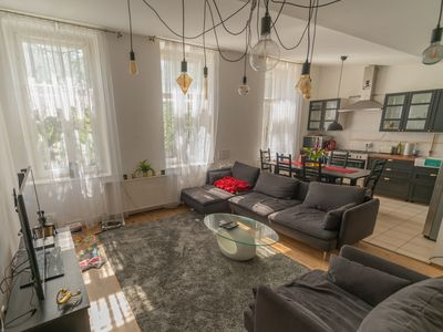 Photo for SOPRON, 3 bedroom with livingroom in the heart of the city