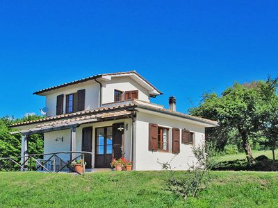Photo for Vacation home Podere Querceto  in Sassofortino (GR), Maremma - 4 persons, 2 bedrooms