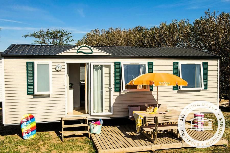 camping les vignes maeva camping mobile home relax 4 rooms 6 people lit et mixe. Black Bedroom Furniture Sets. Home Design Ideas