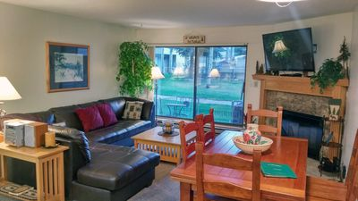 Photo for BC West Condo w/ FREE WiFi, Parking, Heated Pool, Hot Tubs, Skier Shuttle,
