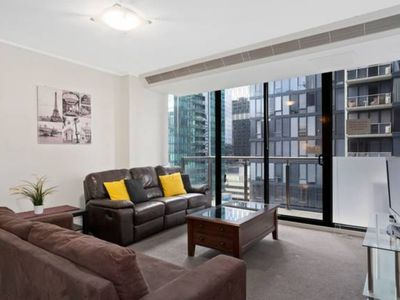 Photo for City Tower Apt - Free WIFI +Parking - Walk to Crown Casino