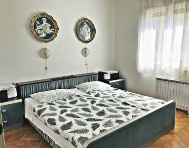 Photo for Apartment in Umag, with WiFi, AC, near the sea, TOP area, parking, grill