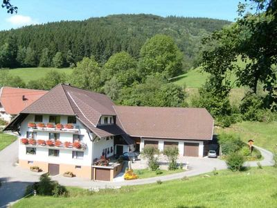 Photo for Double room 18m² with shared bathroom, 1 - 2 persons - Haberhof